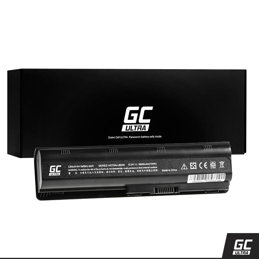 Green Cell HP03ULTRA Baterie HP MU06 HP 630 635 650 655 2000 G62 HP Pavilion G4 G6 G7 6800mAh Li-ion - neoriginální
