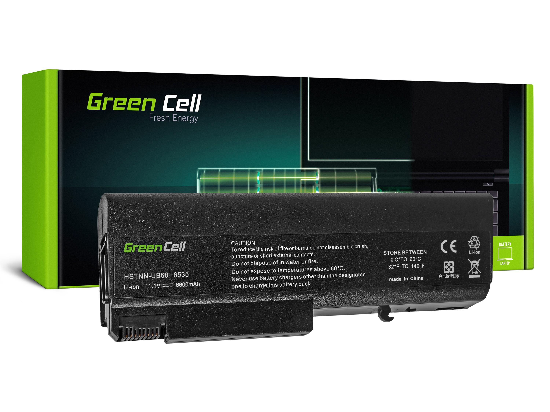 Green Cell HP06 Baterie HP EliteBook 6930p 6935P ProBook 6555b Compaq 6530b 6535b 6600mAh Li-ion - neoriginální