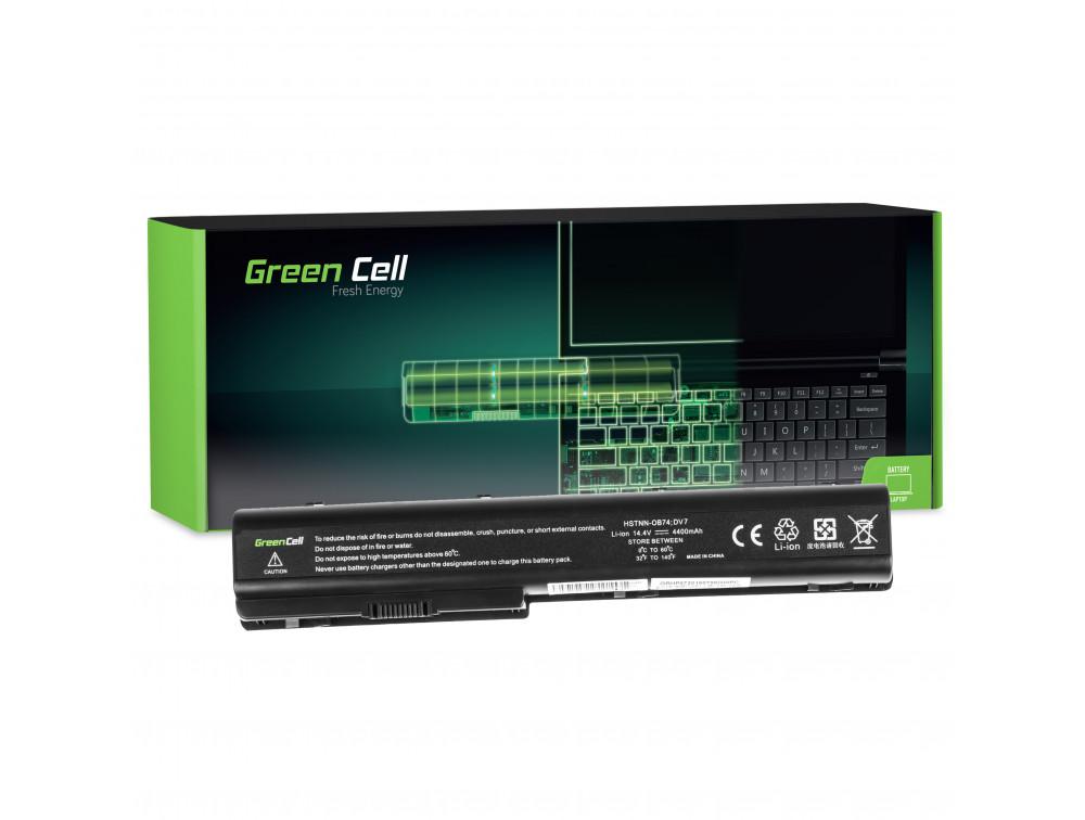 Green Cell akkumulátor HP Pavilion DV7 DV7T DV7Z DV8 / 14,4V 4400mAh