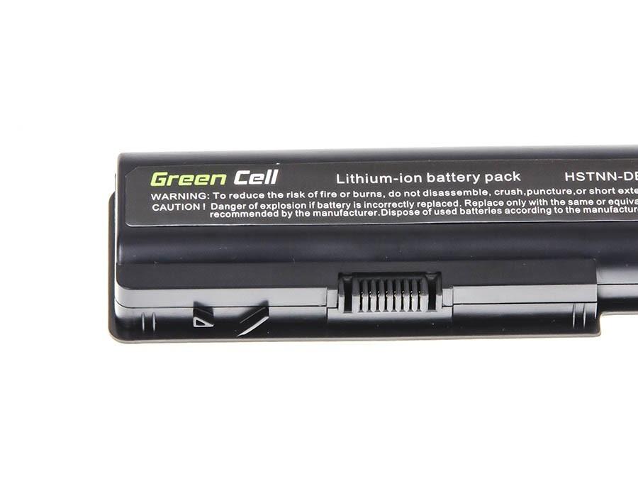 Green Cell HP07 Baterie HP HSTNN-IB75 HP Pavilion DV7 DV8 4400mAh Li-ion - neoriginální