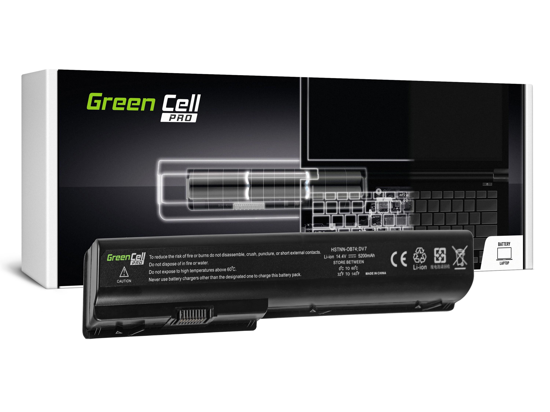 Green Cell PRO Battery for HP Pavilion DV7 DV7T DV7Z DV8 / 14,4V 5200mAh