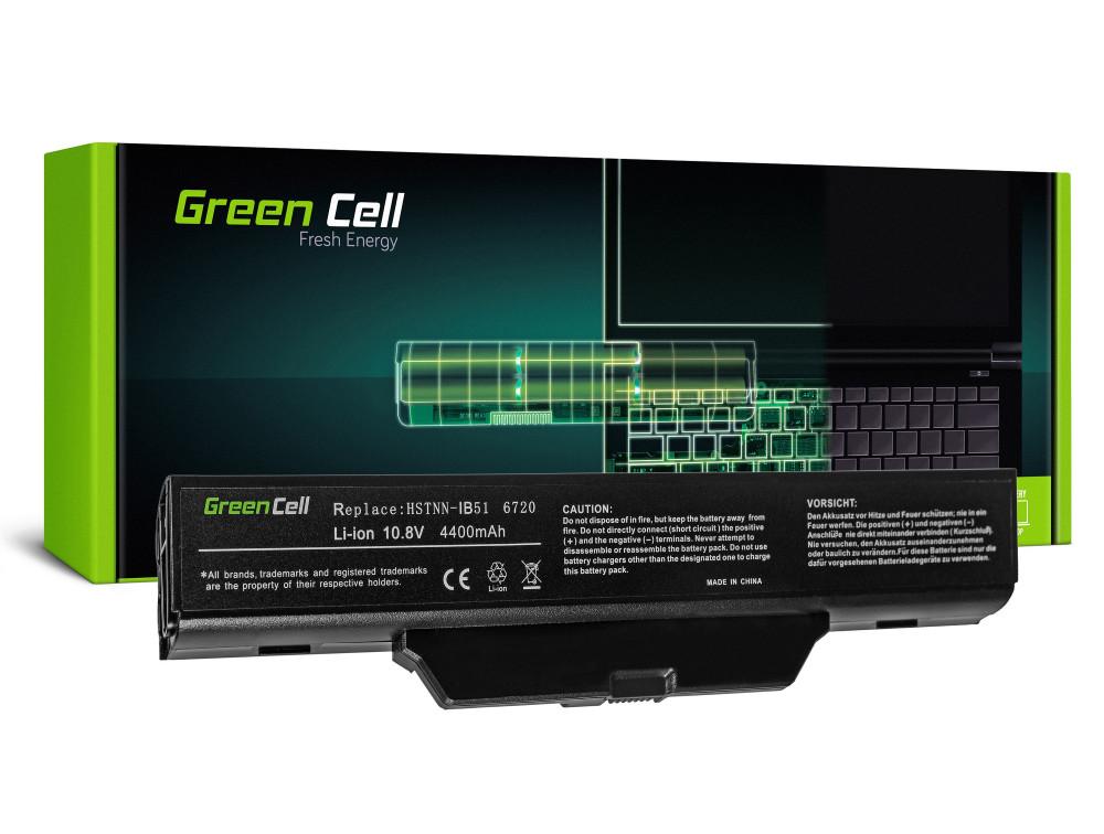 Green Cell akkumulátor HP 550 610 HP Compaq 6720s 6820s / 11,1V 4400mAh