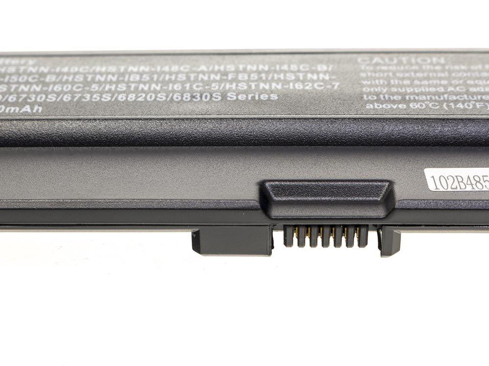 Green Cell HP08PRO Baterie HP 550 COMPAQ 610 6720s 6730s 6735s 6830s 5200mAh Li-ion - neoriginální
