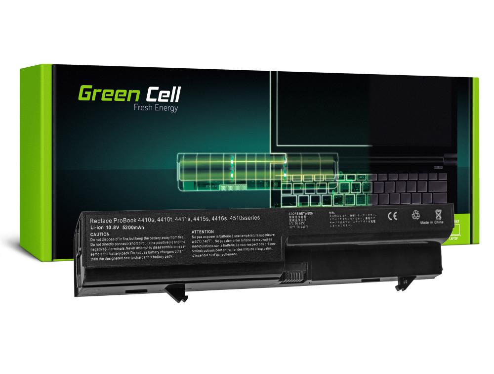 Green Cell akkumulátor HP ProBook 4410s 4411s 4415s 4400 4416s / 11,1V 4400mAh
