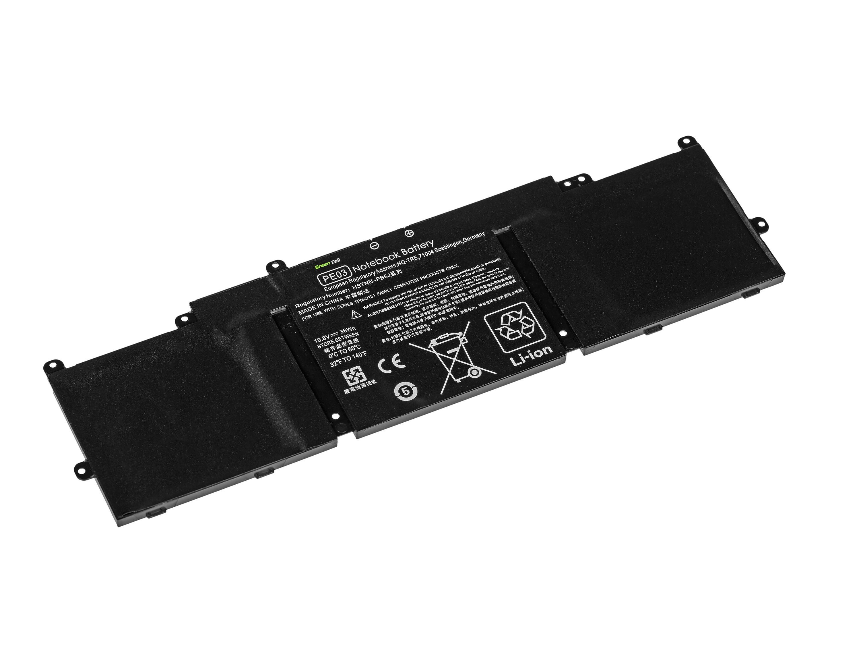 Green Cell Baterie pro HP Chromebook 11 G3 G4 11-2100 11-2200 / 11,1V 3300mAh
