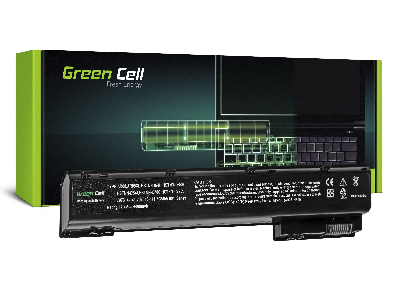 Green Cell Battery for HP ZBook 15 15 G2 17 17 G2 / 14,4V 4400mAh