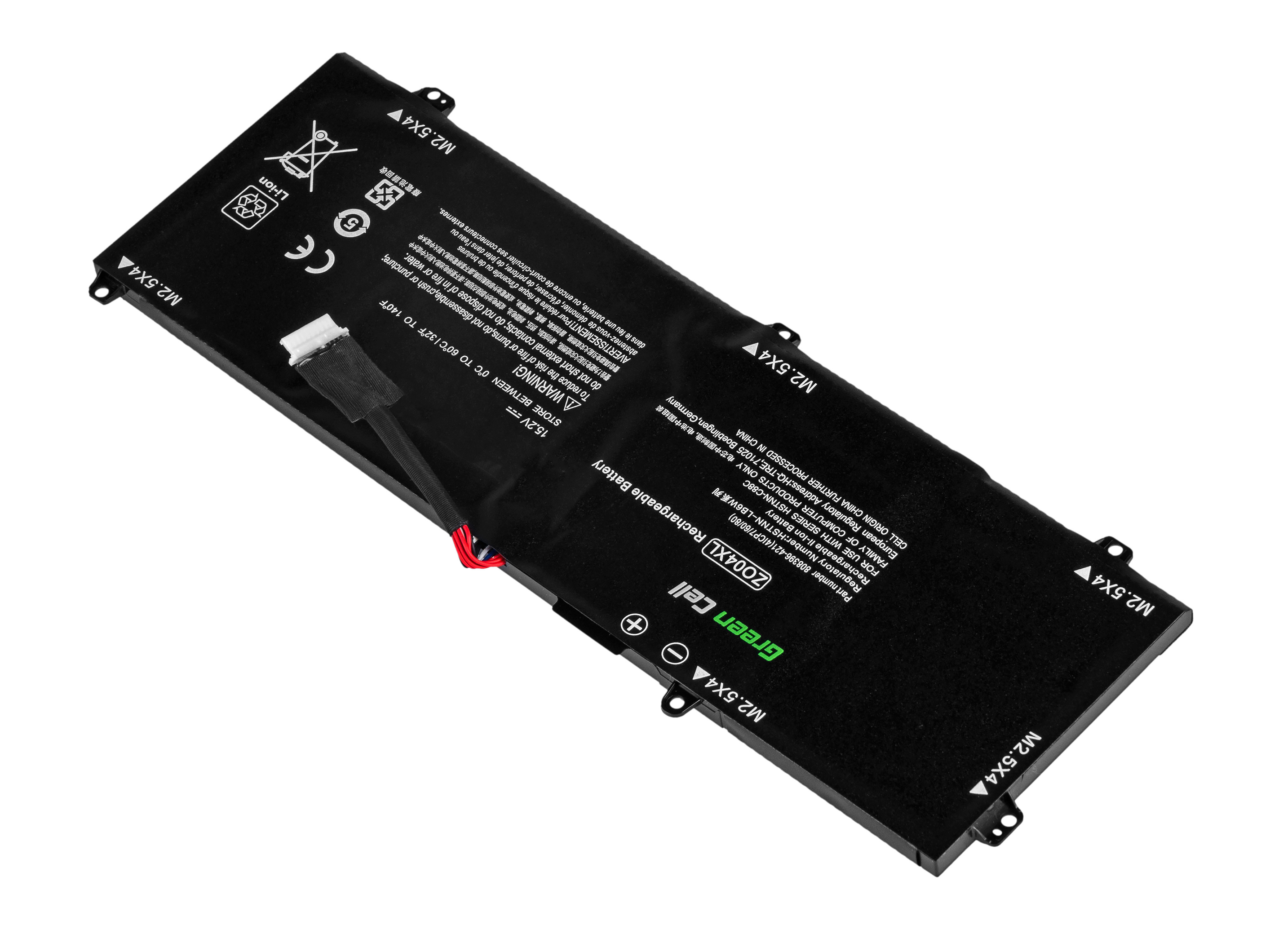 Green Cell HP117 Baterie HP ZBook Studio G3 3400mAh Li-Pol – neoriginální