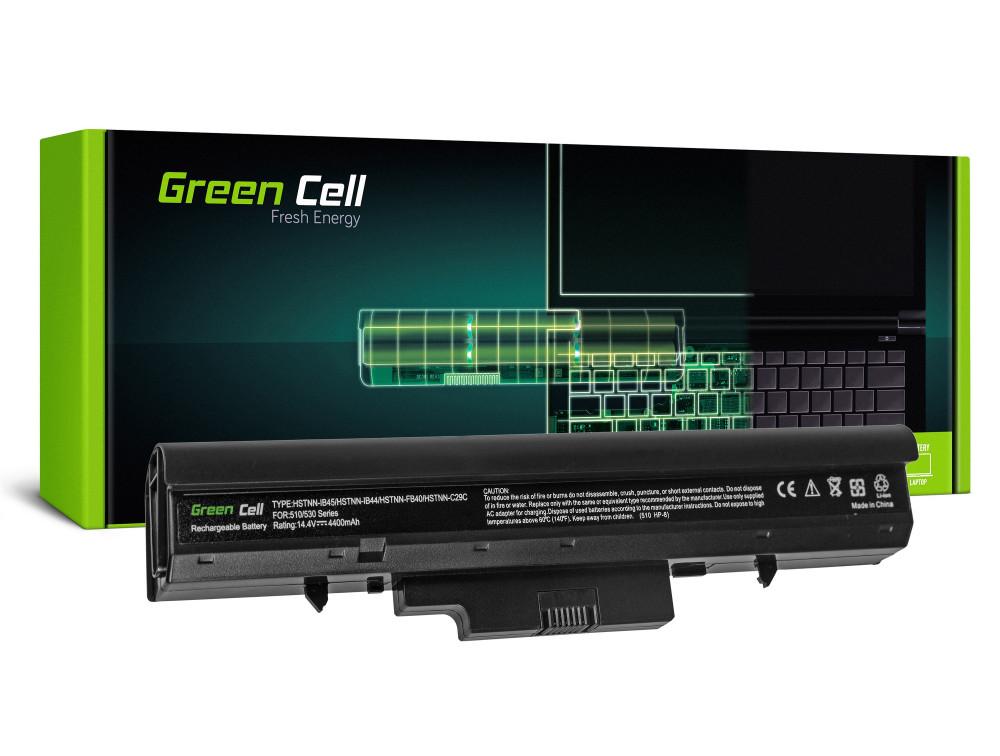 Green Cell akkumulátor HP 510 530 / 14,4V 4400mAh