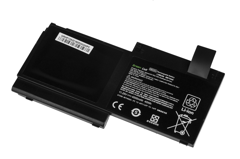 Green Cell Baterie pro HP EliteBook 720 G1 G2 820 G1 G2 / 11,25V 4000mAh