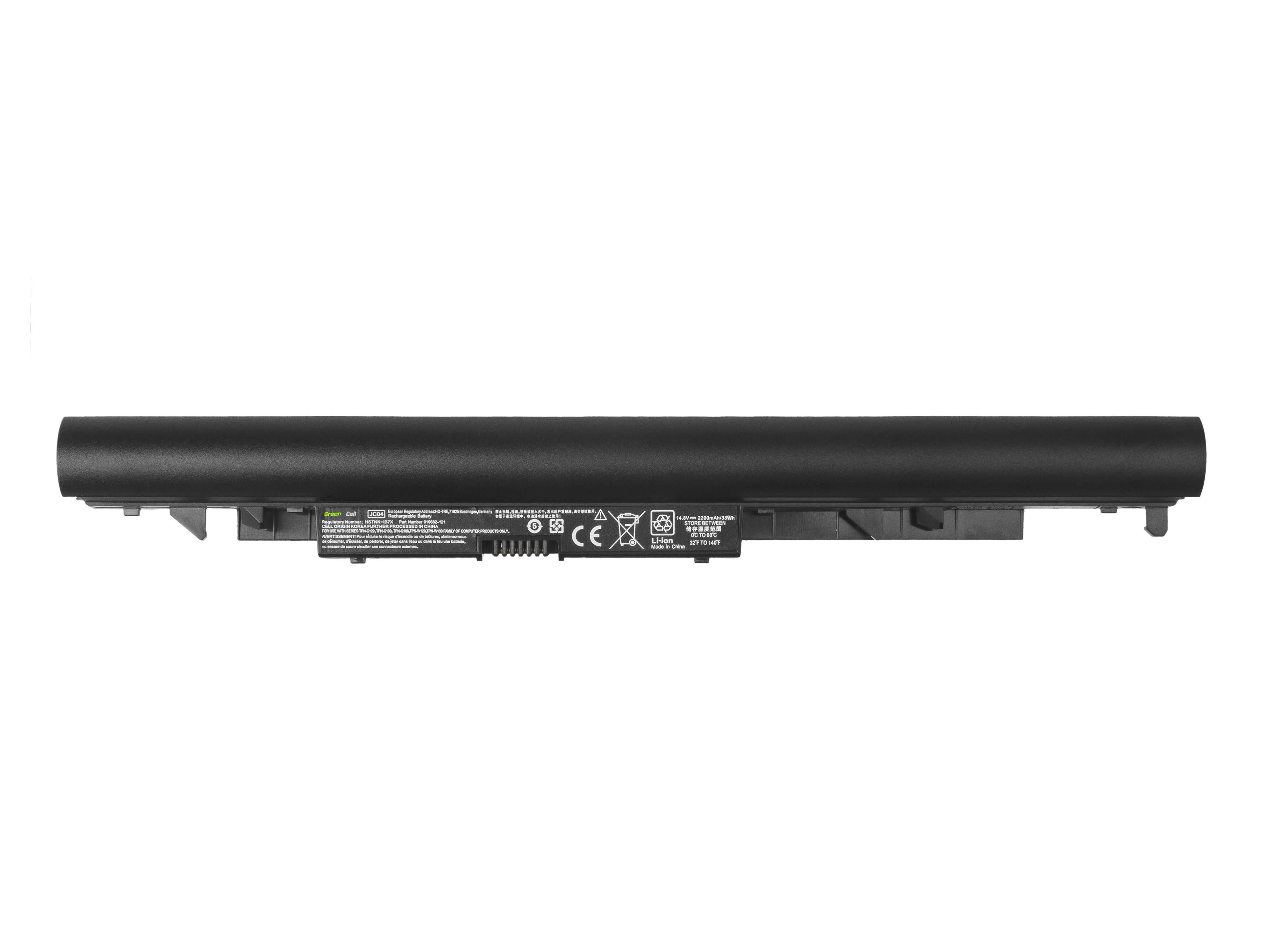 Green Cell Baterie pro HP 240 245 250 255 G6 / 14,4V 2200mAh