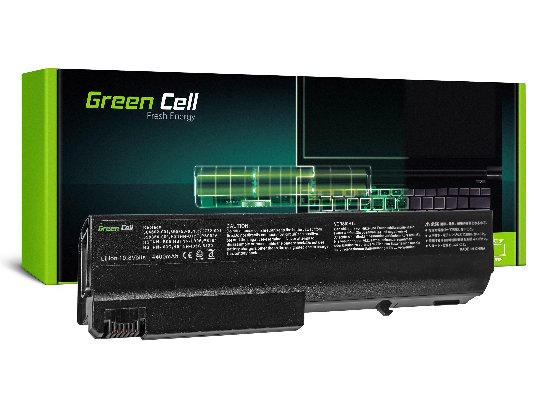 Green Cell HP21 Baterie HP Compaq NC6100 NC6400 NX5100 NX6100 NX6120 4400mAh Li-ion - neoriginální