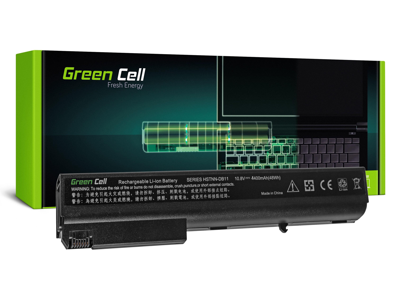 Green Cell Baterie pro HP Compaq NX7300 NX7400 8510P 8510W 8710P 8710W / 11,1V 4400mAh