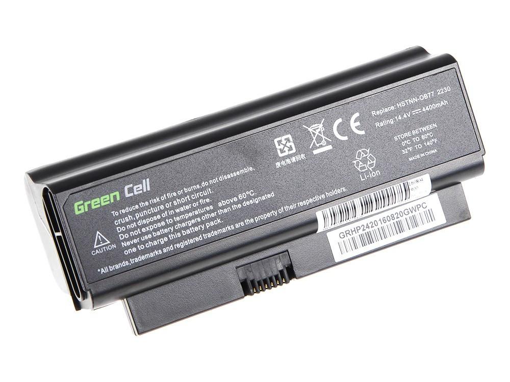 Green Cell Baterie pro HP Compaq Presario CQ20 Compaq 2230 2330s / 14,4V 4400mAh