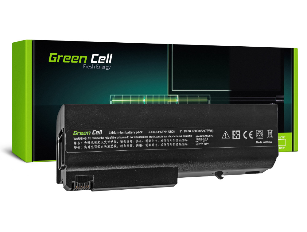 Green Cell akkumulátor HP Compaq 6100 6200 6300 6900 6910 / 11,1V 6600mAh