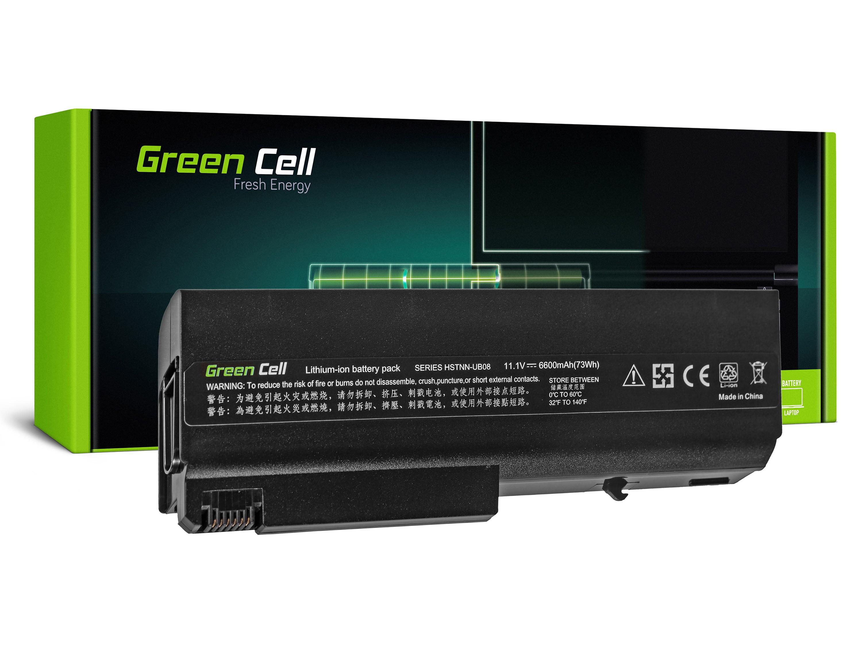 Green Cell HP29 Baterie HP Compaq NC6100 NC6400 NX5100 NX6100 NX6120 6600mAh Li-ion - neoriginální