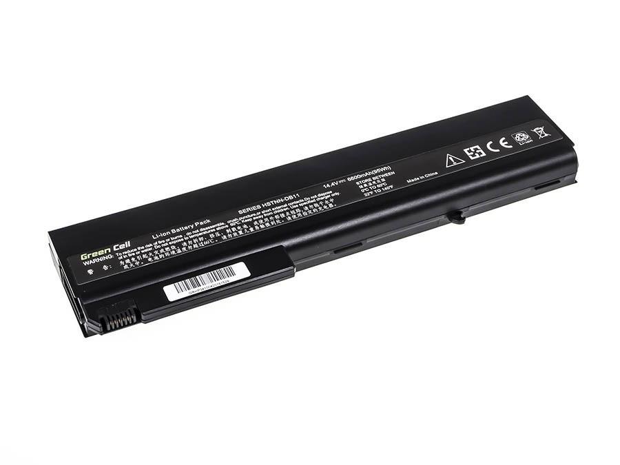Green Cell Battery for HP Compaq NX7300 NX7400 8510P 8510W 8710P 8710W / 14,4V 6600mAh
