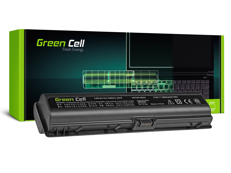 Green Cell HP35 Baterie HP Pavilion DV2000 DV6000 DV6500 DV6700 6600mAh Li-ion - neoriginální