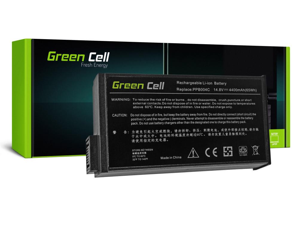 Green Cell akkumulátor HP Compaq Presario 1520 1525 1535 545 1555 / 14,4V 4400mAh