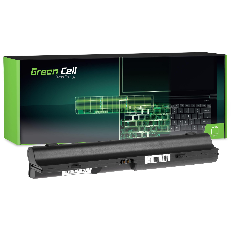 Green Cell HP38 Baterie HP Compaq 320 321 325 326 4320s 4520s 6600mAh Li-ion - neoriginální