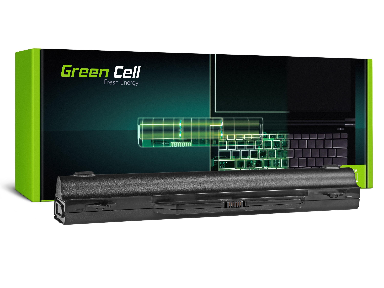 Green Cell HP40 Baterie HP Probook 4510 4510s 4515s 4710s 6600mAh Li-ion - neoriginální