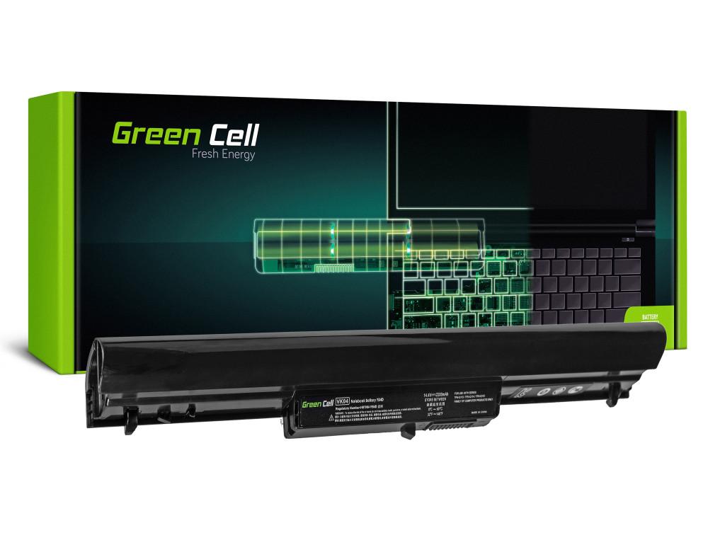 Green Cell akkumulátor a HP VK04 Pavilion 242 G1 G2 / 14,4V 2200mAh