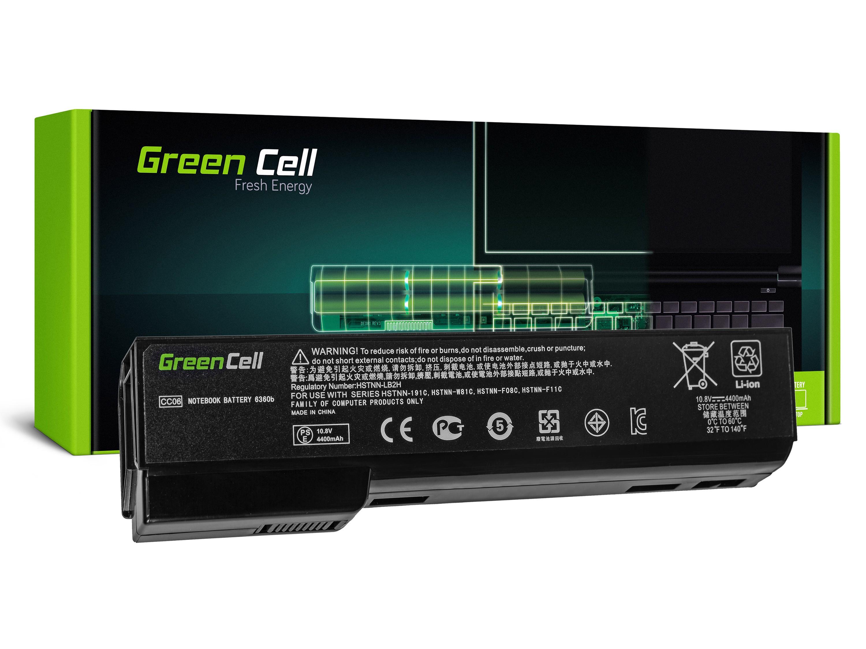 Green Cell HP50 Baterie HP EliteBook 8460p ProBook 6360b 6460b 6560b 4400mAh Li-ion - neoriginální