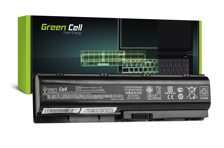 Green Cell Battery for HP TouchSmart TM2 TM2T / 11,1V 4400mAh