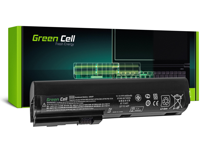 Green Cell HP61 Baterie HP EliteBook 2560p 2570p 4400mAh Li-ion - neoriginální