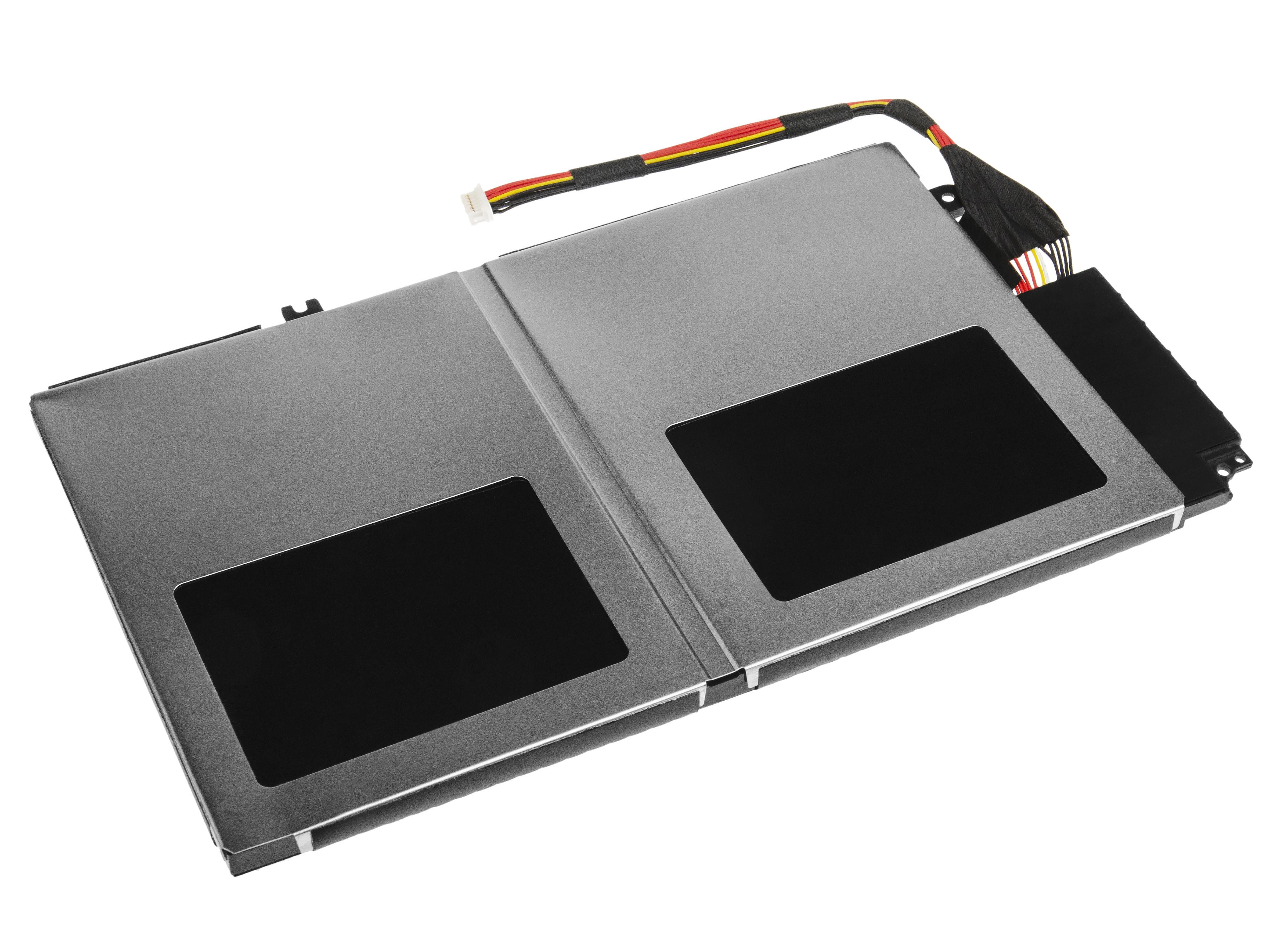 Green Cell HP67V2 Baterie HP EL04XL HSTNN-IB3R HSTNN-UB3R HP Envy 4 4-1110EW 4-1110SW 4-1120EW 4-1120SW 2700mAh Li-ion - neoriginální