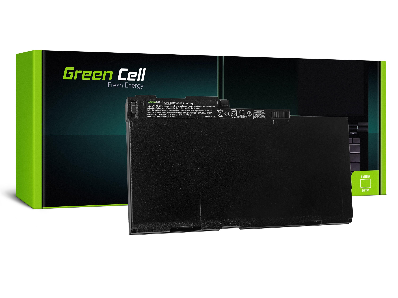 Green Cell HP68 Baterie HP CM03X pro HP EliteBook 740 750 840 850 G1 G2 4000mAh Li-Pol – neoriginální