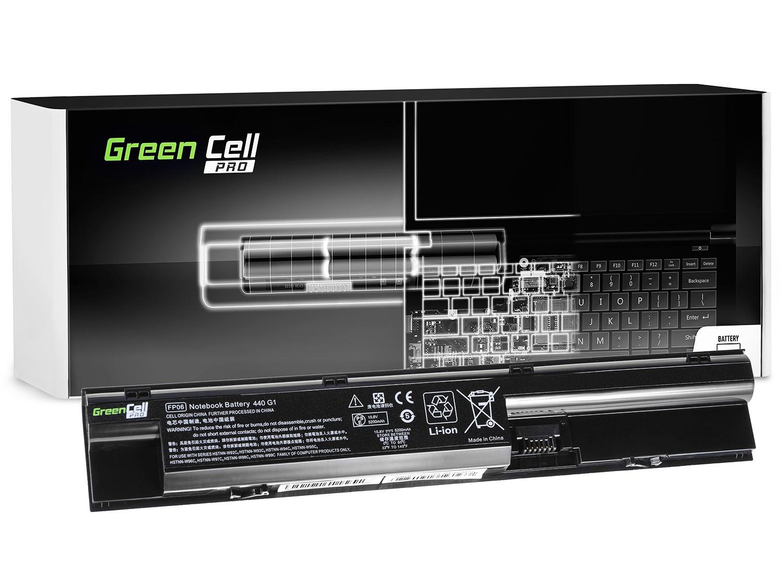 Green Cell HP77PRO Baterie HP FP06 HP ProBook 440 445 450 455 470 G0 G1 G2 5200mAh Li-ion - neoriginální