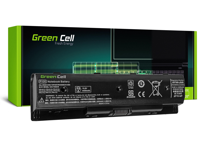Green Cell Baterie pro HP Pavilion 14 15 17 Envy 15 17 / 11,1V 4400mAh