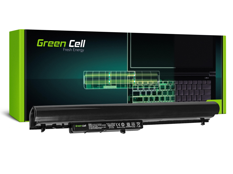 Green Cell HP80 Baterie HP OA04 HSTNN-LB5S HP Pavilion 14 15 HP 240 245 246 250 255 256 G2 G3 2200mAh Li-ion - neoriginální