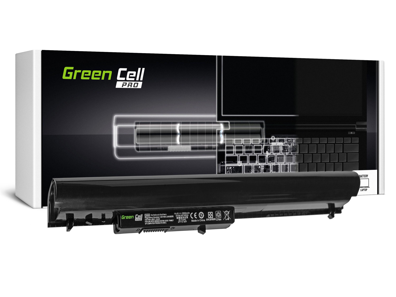 Green Cell HP80PRO Baterie HP OA04 HSTNN-LB5S HP 240 G3 250 G3 15-G 15-R 2600mAh Li-ion - neoriginální