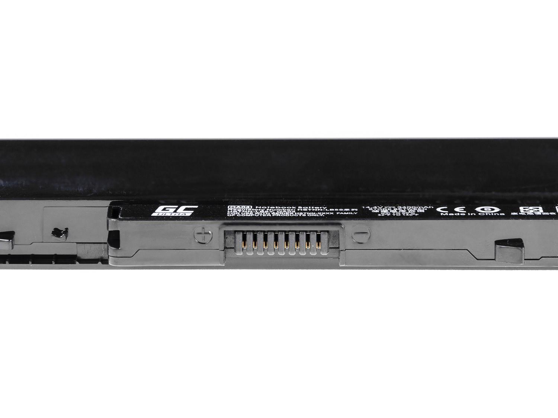 Green Cell HP80ULTRA Baterie HP OA04 HSTNN-LB5S 740715-001 HP 240 245 250 255 G2 G3, HP 15-G 15-R 3400mAh Li-ion - neoriginální