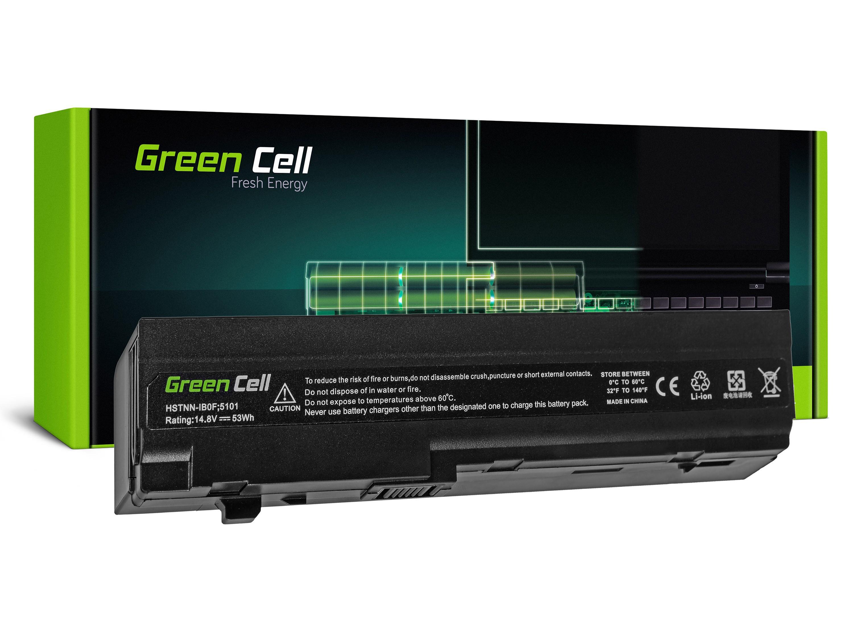Green Cell Baterie pro HP Mini 5100 5101 5102 5103 / 14,4V 3600mAh