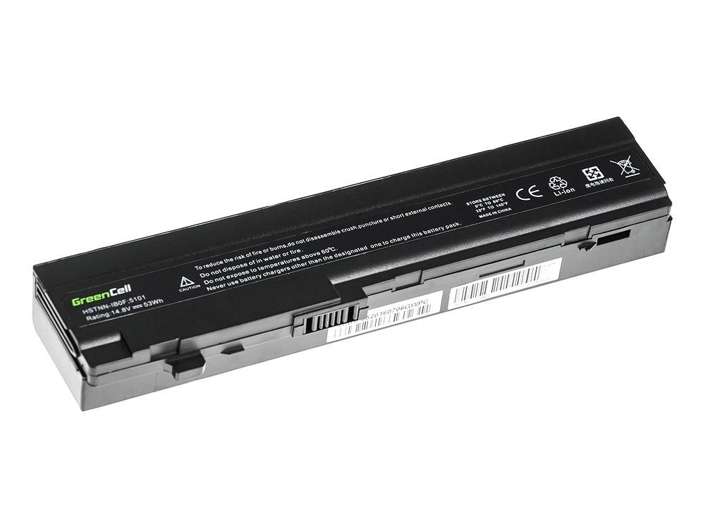 Green Cell HP85 Baterie HP GC04 HSTNN-UB0F 579026-001 HP Mini 5100 5101 5102 5103 3600mAh Li-ion - neoriginální