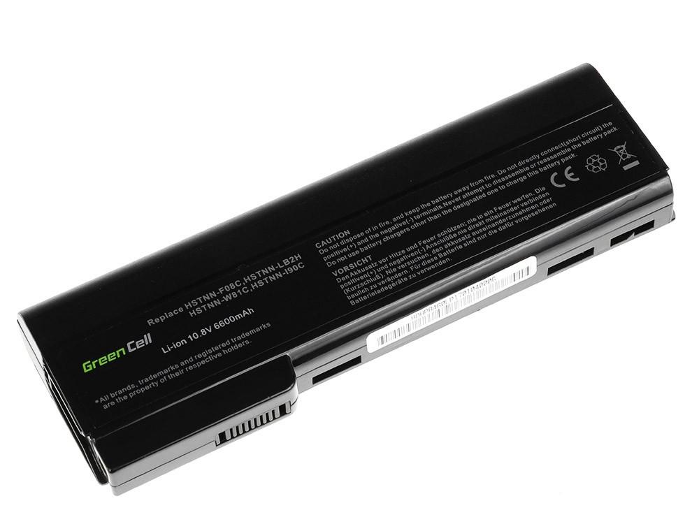 Green Cell Baterie pro HP EliteBook 8460p ProBook 6360b 6460b / 11,1V 6600mAh