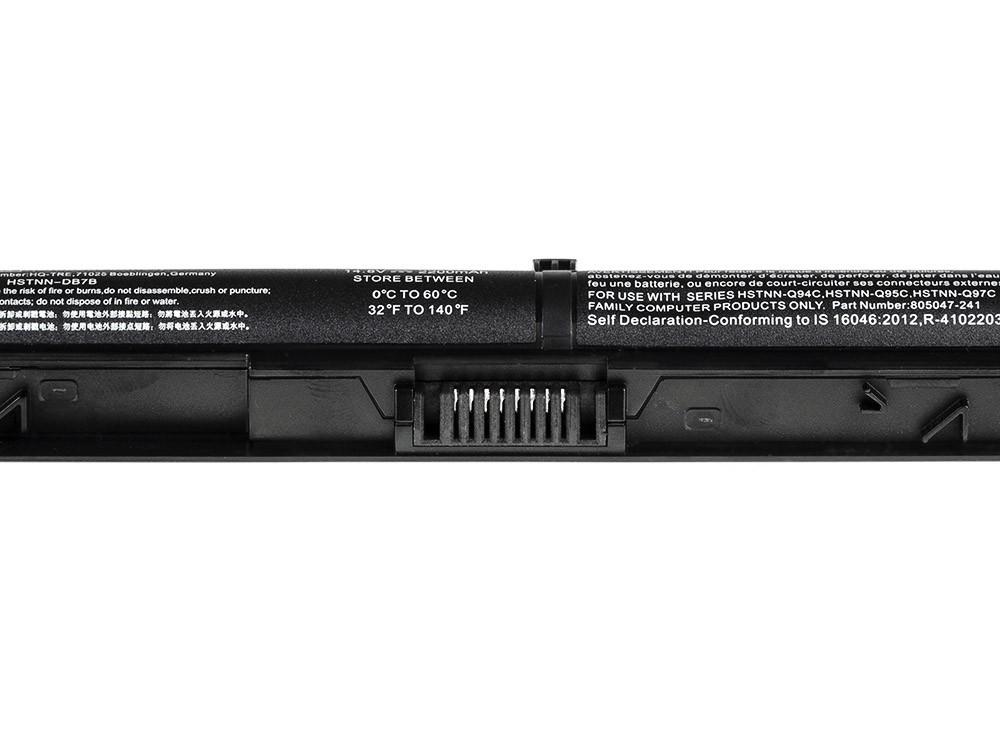 Green Cell Battery for HP ProBook 450 G3 455 G3 470 G3 / 14,4V 2200mAh