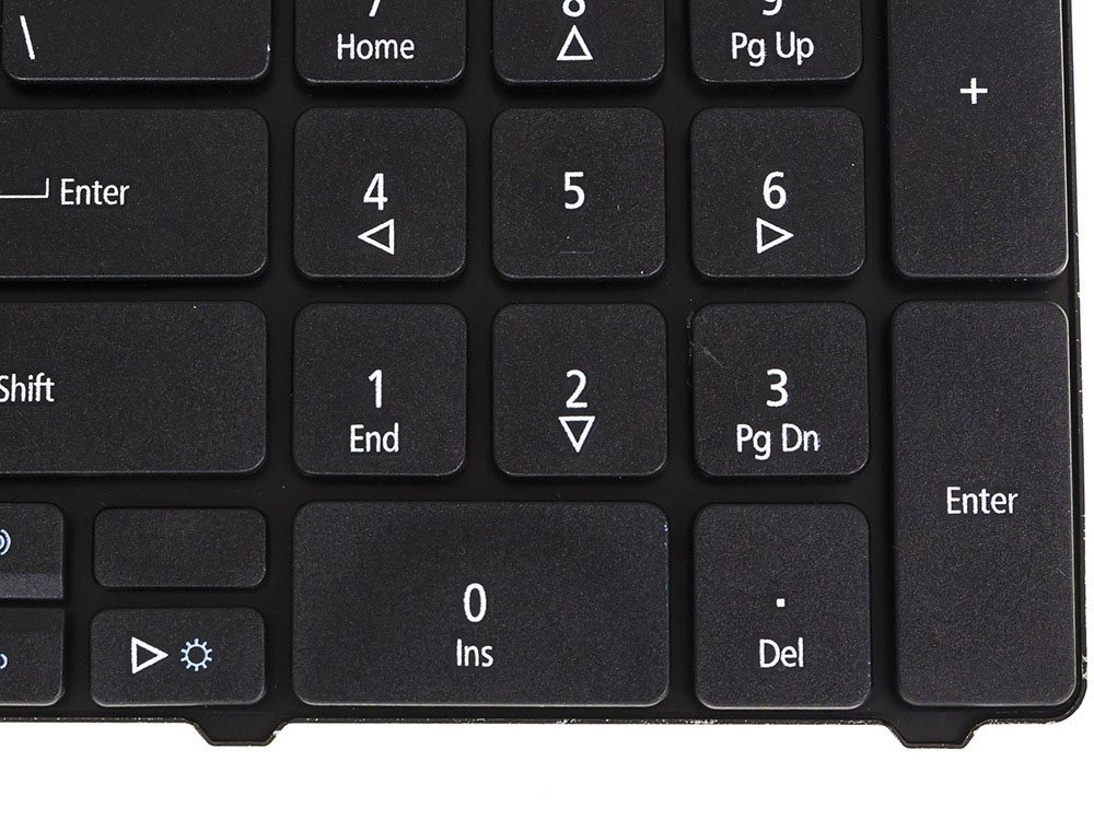 Green Cell Keyboard for Acer Aspire 5800