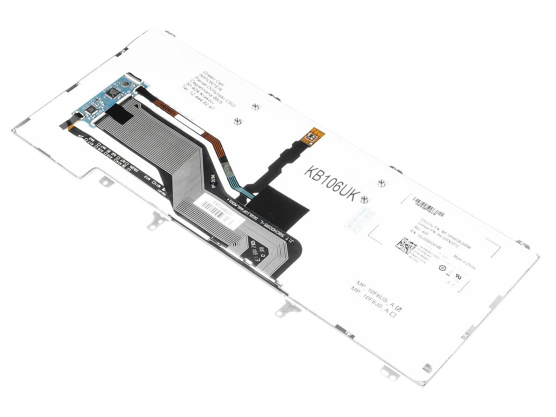 Green Cell Klávesnice pro notebook Dell Latitude E6220 E6230 E6430 XT3