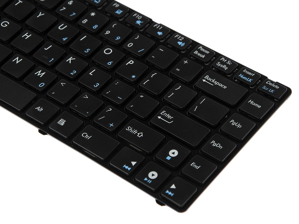 Green Cell ® Keyboard for Laptop Asus A42 K42 K43 N43 N82 U30 U41 X42 X43