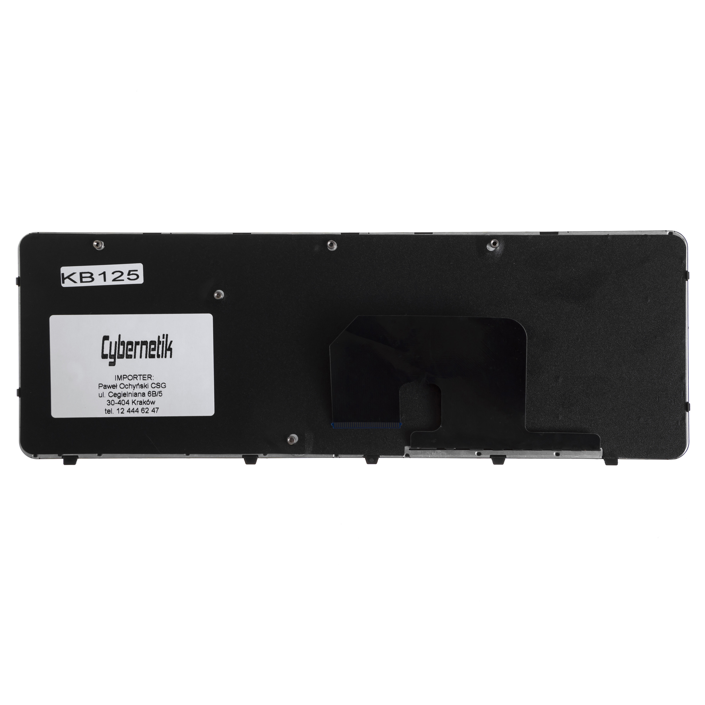 Klávesnice pro notebook HP Pavilion DV6-3000 DV6-3100 DV6-3200 DV6-3300 DV6T-3000 DV6Z-3000 DV6-4000