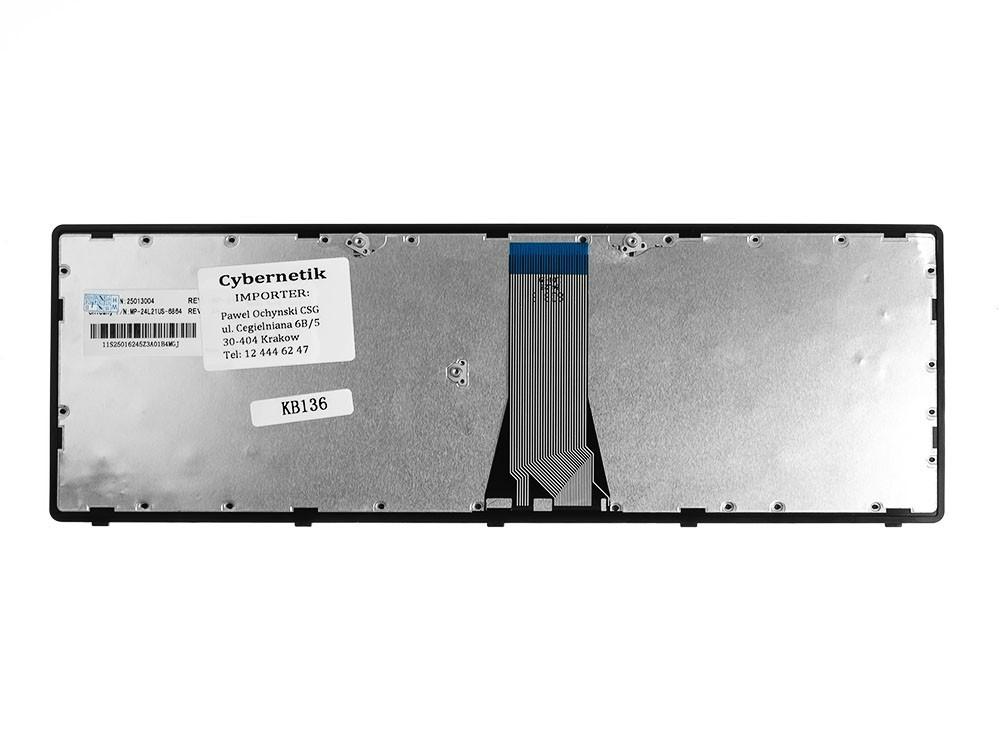 Green Cell Klávesnice pro notebook Laptopa Lenovo G500C G500H G500S G505S S500 S510P Z510 Flex 15 15D