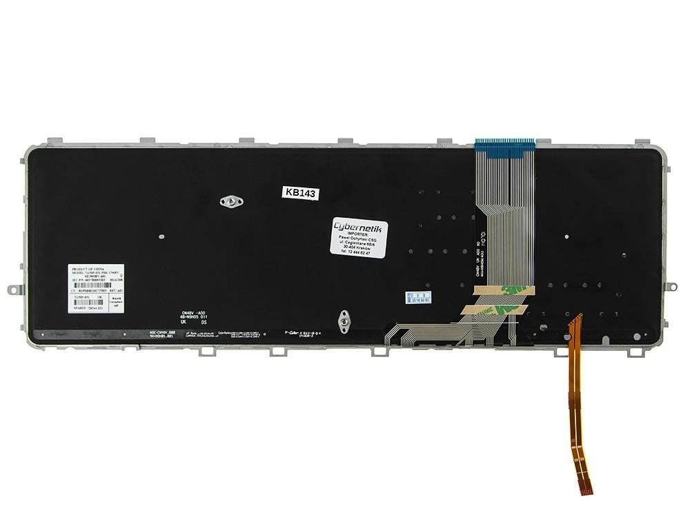 Green Cell Klávesnice pro notebook HP Envy 15-j000 15-j100 17-j000 17-j100 TouchSmart