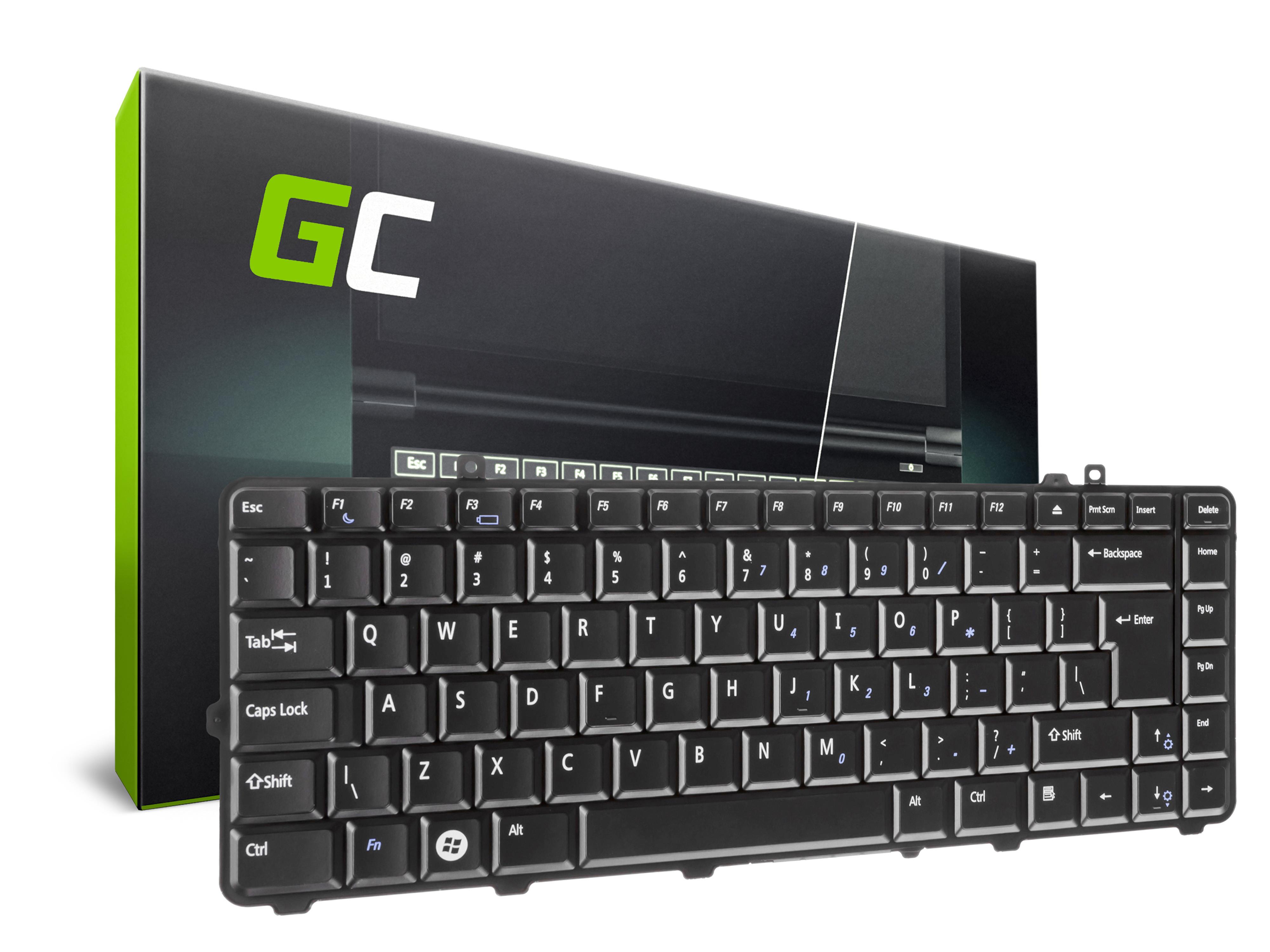 Green Cell Klávesnice pro notebook Dell Studio 1535 1536 1537 1555 1557 1558