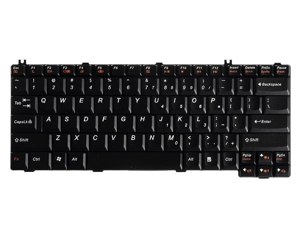 Green Cell laptop billentyűzet Lenovo IdeaPad G455 U330 Y330 Y430 angol nyelvű