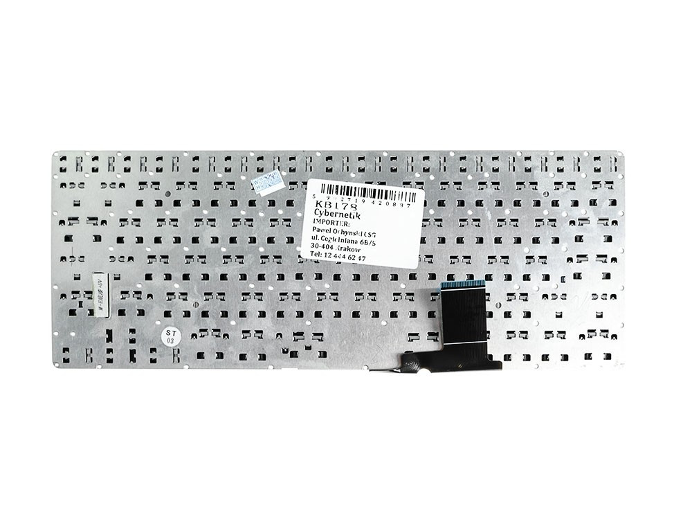 Green Cell ® Keyboard for Laptop Asus B400 BU400 BU400A BU400V BU400VC