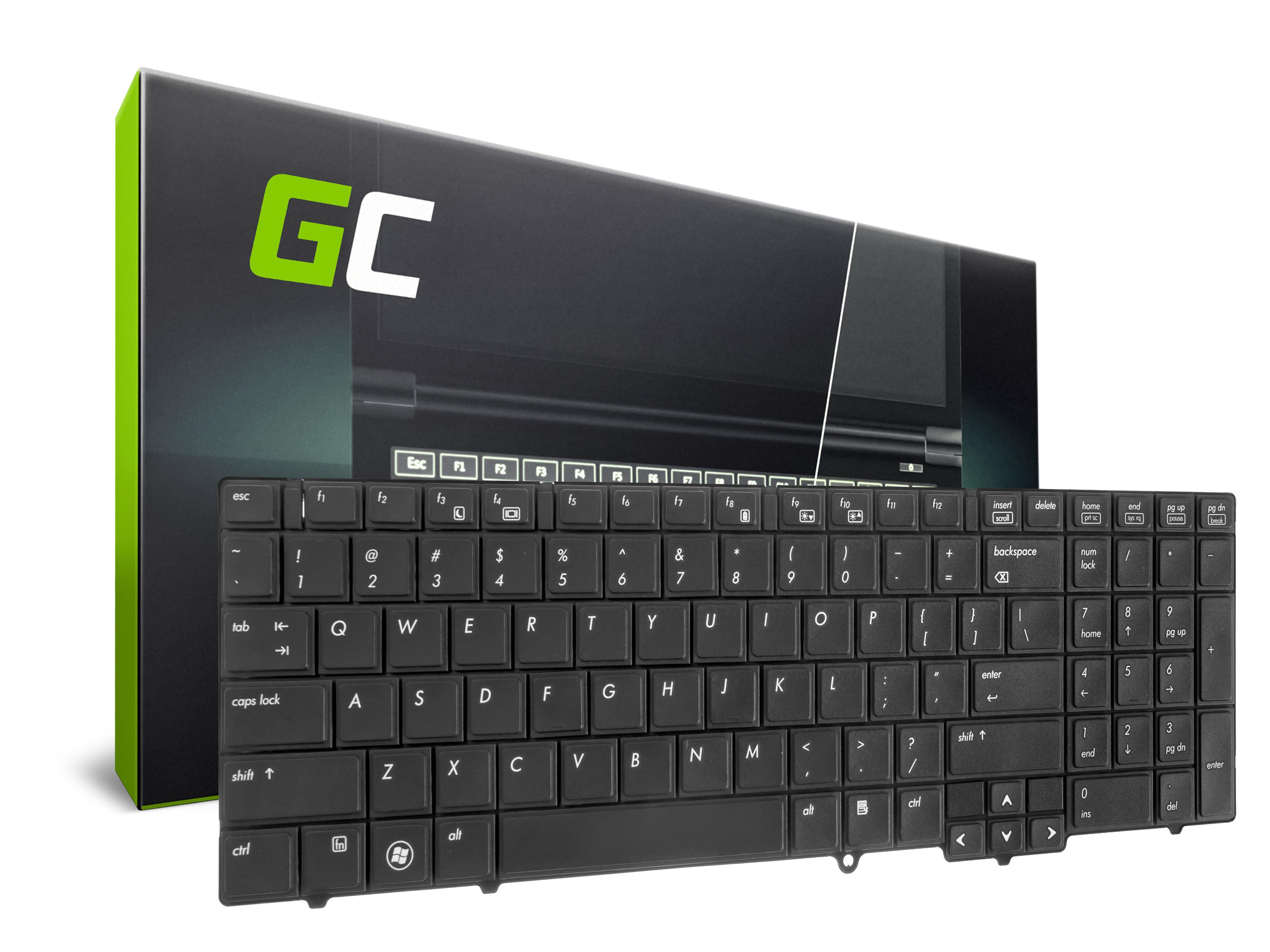 Green Cell Klávesnice pro notebook HP ProBook 6540b 6545b 6550b 6555b