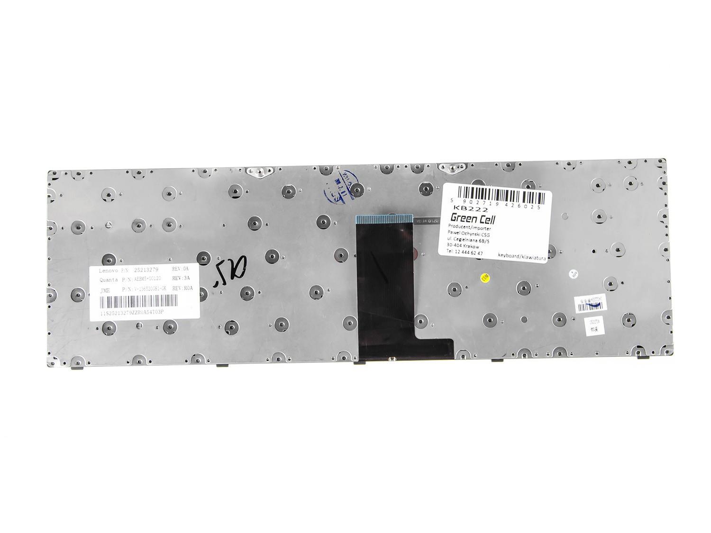 Green Cell Klávesnice pro notebook Lenovo Ideapad B5400 B5400A M5400
